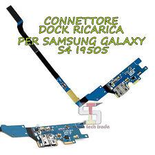 FLEX FLAT CONNETTORE DI RICARICA MICRO USB MICROFONO SAMSUNG GALAXY S4 I9505