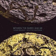 Between the Buried and Me - Future Sequence Live At The Fidelitorium (CdDvd)