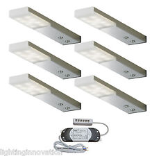 LED KITCHEN UNDER CABINET CUPBOARD LIGHT KIT SURFACE MOUNTED GRACE DOWNLIGHT