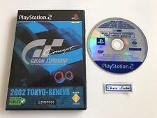 Gran Turismo Concept 2002 Tokyo Geneva - Promo - Sony PlayStation PS2 - PAL EUR