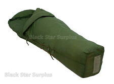 "Military MSS Green ""Patrol"" Sleeping Bag   30-50°  Excellent"