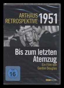 DVD BIS ZUM LETZTEN ATEMZUG - Western von 1951 mit GREGORY PECK + LON CHANEY JR.