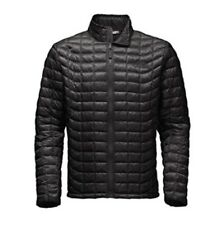 The North Face Thermoball Men Full Zip Jacket Black/Black Large