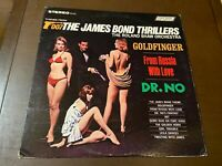 Themes from James Bond Thrillers~Roland Shaw~Goldfinger, Dr. No~Soundtrack Film