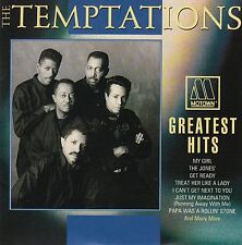 The Temptations - Motown's Greatest Hits [CD Album]