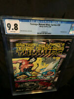 Teenage Mutant Ninja Turtles #30 Mirage Studios 1st Print CGC 9.8 WP