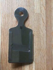 WMF stainless steel truffle slicer, shaver, cutter