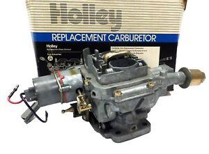 1983-1986 Ford Escort Mercury Lynx 1.6L New Holley Performance Weber Carburetor