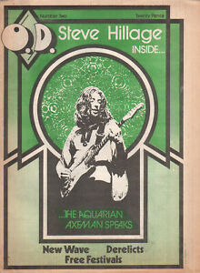 Orrible Drivel issue 2 - 1976 [UK] - Magazine [Sex Pistols, Punk, Sniffin Glue]