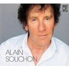 Alain souchon-Best-of 3cd (New DIGIPACK COLLECTION) 3 CD French pop NEUF