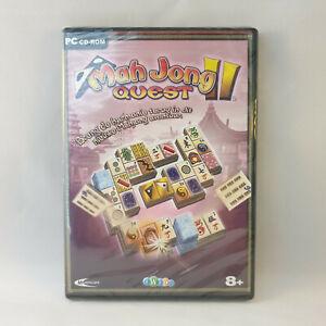 PC CD-Rom - Mahjong Quest II NEW SEALED