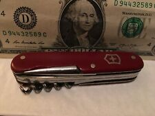 Rare Vintage Army Swiss Swiss Army Knife .