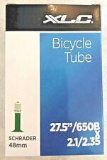 XLC Bike Tubes w/Removable Schrader Valve Core 27.5 x 2.1-2.3 48mm 650B NEWinBX