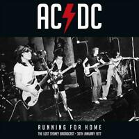 AC/DC Running For Home The Lost Sydney Broadcast 2018 Limited Edition 2xLP NEW