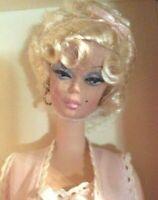 Breathtaking LINGERIE #4 Silkstone Barbie~ Nrfb/BRAND NEW !!