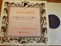 33CX 1536 Brahms Symphony No. 2 / Academic Festival Overture / Klemperer B/G
