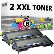 2 TONER XL kompatibel BROTHER HL-2030 2035 2040 DCP-7010 7020 7025 MFC-7420 7820