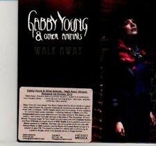 (DI350) Gabby Young & Other Animals, Walk Away - 2012 DJ CD