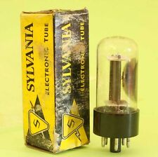 TUBE ELECTRONIQUE L12AX4 GTB SYLVANIA NEUF LAMPE RADIO
