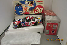 2004 Elliott Sadler #38 M&M's / 4Th of July 1 of 4,932 Mib Nice!