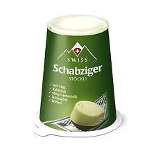 Swiss Schabziger 100g Schabziger Stöckli Schweizer Reibekäse