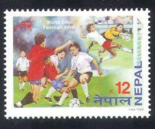 Nepal 1998 Copa Del Mundo/WC/Fútbol/Deportes/juegos/fútbol 1v n38828