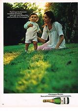 PUBLICITE  1971   MERCIER  champagne