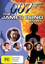 THE JAMES BOND STORY  Brand New DVD