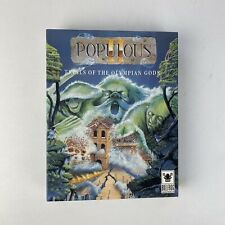 More details for populous 2 - atari st - boxed