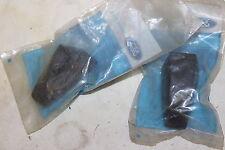 NOS E2FZ-58404B58-A Ford Escort Lift Gate Cylinder End Caps -SHIP  FREE (2)