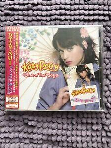 Katy Perry One Of  The Boys日本独自限定盤 w/obi 日版 japan press LAST UNIT Free Postcard
