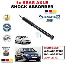 FOR MERCEDES A-CLASS W169 B-CLASS W245 2004-2012 SACHS REAR AXLE SHOCK ABSORBER