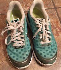 Women's Blue NIKE Lunarswift 2 Fitsole Running Shoes, Size 5.5