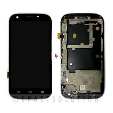 ZTE Warp Sync N9515 V9820 LCD Touch Screen w/ Frame Assembly Replacement Part