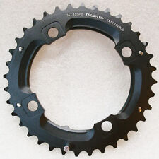 SRAM Truvativ MTB X0, X9, 2x10 speed 36T Chainring BCD 104mm, Long Pin