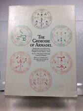 The Grimoire Of Armadel Trans. by S. L. MacGregor Mathers Hardback