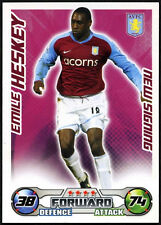 Emile Heskey - Aston Villa - Match Attax 08/09 Trade Card (C415)