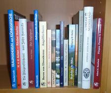 16 Bücher für Angler - Fischen/Angeln - verlagsfrisch/ungelesen !!