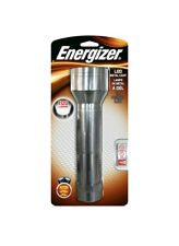 Energizer 6 LED Metal Flashlight with Non-Slip Textured Grip (Batteries Inclu...