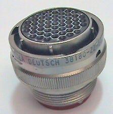 Deutsch Connector Plug NB6GE22-55SWT / 7606A  NASA Spare NOS