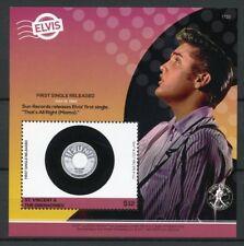 St Vincent & Grenadines 2017 MNH Elvis Presley His Life in Stamps 1v S/S III