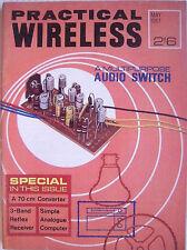 PRACTICAL WIRELESS - Magazine - May 1967 - A Multipurpose Audio Switch