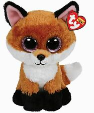 Ty Beanie Babies 37042 Boos Slick the Fox Boo Buddy