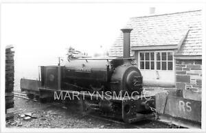 B5 British Railway Photograph Hugh Napier Penrhyn Railway (Bethesda) 28-5-1954