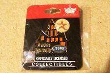 2008 Houston Astros Haunted House pin