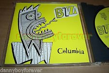 CBS Columbia BZZ 1989 Sampler PROMO CD Kate Bush Shawn Colvin The Front Kassav