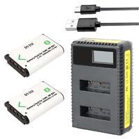 Bateria para Sony np-fv30 np-fv50 np-fv70 np-fv100 600mah