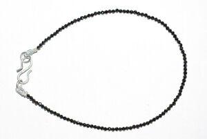"Natural Green Pyrite Gemstone Rondelle Faceted 2mm Beads 9"" Strand Bracelets IJ2"