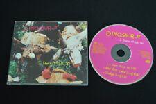 DINOSAUR JR I DON'T THINK SO RARE 3 TRACK CD SINGLE!