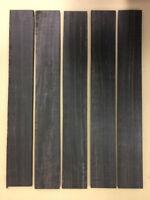 A Ebenholz Griffbrett | Ebony Fingerboards | GETROCKNET | DRY Tonholz | Tonewood
